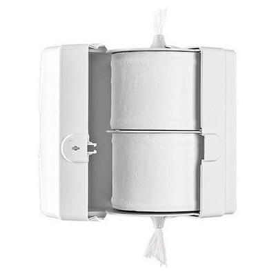 Rulopak Mini  İkili Model R-1311-T Tuvalet Kağıdı Dispenseri