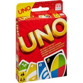 Mattel Games Uno Kartları Kutu Oyunları