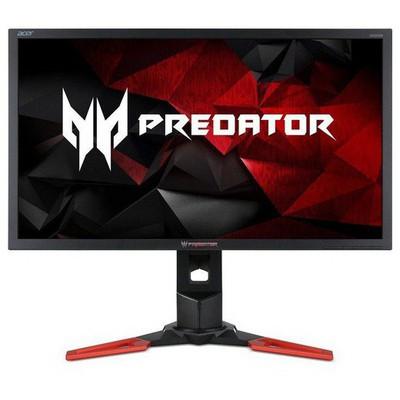 """Acer XB321HKBMIPHZ 32"""" IPS, Predator 3840x2160, 4MS, HDMI/DP/USB 3.0, 2Wx2 Hoparlör, Siyah Monitör"""