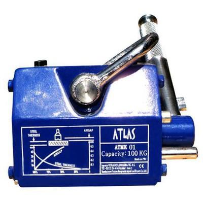 Atlas Atmk01 Universal Manyetik Kaldıraç, 100kg Kaldırma Ekipmanı