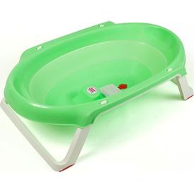 Ok Baby Onda 3895 Slim Katlanır Bebek Kuveti Yeşil Bebek Küveti