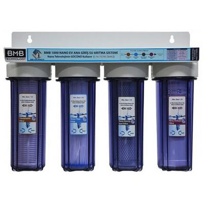BMB 1000 Nano Ev Ana Giriş Su Arıtma Sistemi