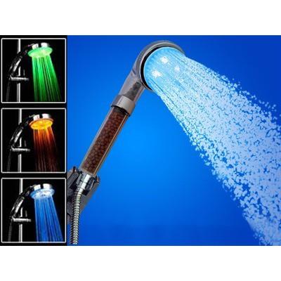 BMB Arıtmalı LED Duş Başlığı