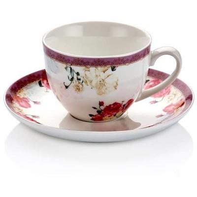 Neva N586 Angelına 12 Parça Kahve Seti Çay Seti