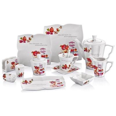 Neva N1185 Tea Time 44 Parça Kahvaltı Takımı