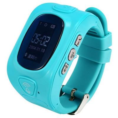 Wiky Watch Mavi Akıllı Çocuk Telefonu Akıllı Elektronik