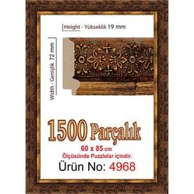 Educa Heidi 1500 Parçalık  Çerçevesi 60x85 Cm 4968 Puzzle