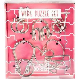 Educa Eureka Wire  Set- Pink Puzzle