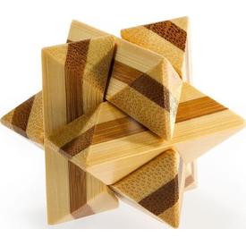 Educa Eureka Bamboo  Superstar Puzzle