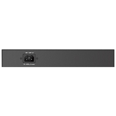 D-link DGS-1008MP 8-port Gigabit PoE Masaüstü Switch