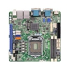 Asrock ASRIMB185 IMB-185 Intel H81 LGA 1150 DDR3 SATA3 USB3 3XRS232 2XETH LVDS Endüstriye Anakart