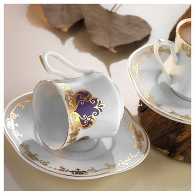 Arte Bianco Destan Kahve Fincan Takımı Çay Seti