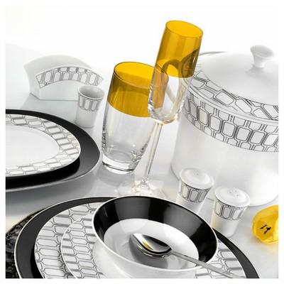 Kütahya Porselen Iris 97 Parça 6749 Desen Yemek Takımı