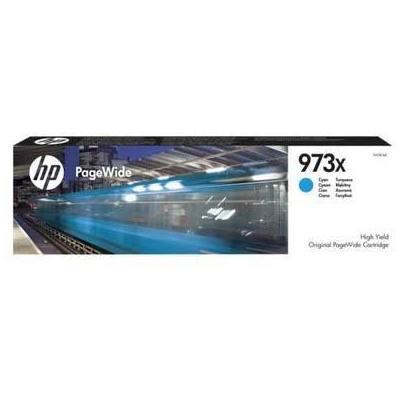 HP 973X Yüksek Kapasiteli Camgöbeği PageWide Kartuş F6T81A