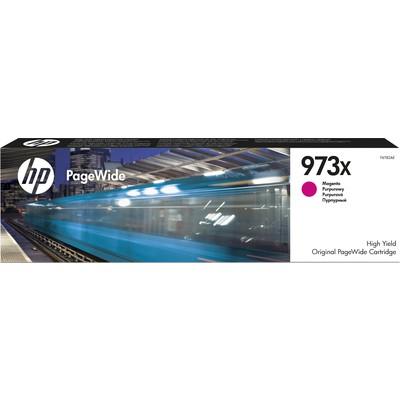 HP PageWide 973X Mürekkep Kartuşu (F6T82A) - Kırmızı