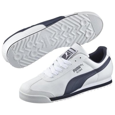 Puma Roma Basic Silver Erkek Spor Ayakkabısı 353572-12