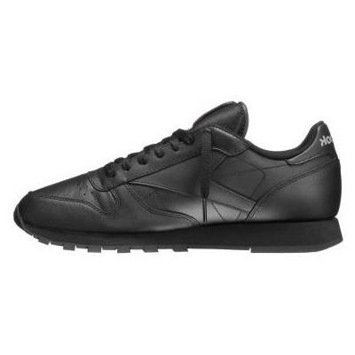 Reebok 2267 Cl Lthr Black Erkek Spor Ayakkabısı 2267