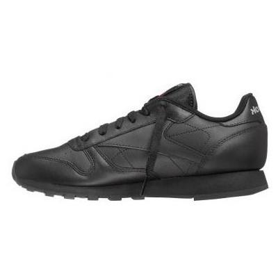Reebok 3912 Cl Lthr Black Kadın Spor Ayakkabı 3912