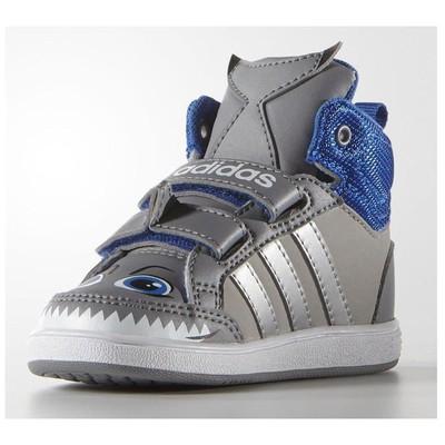 Adidas F99685 Hoops Animal Mid inf Çocuk Spor Ayakkabısı F99685
