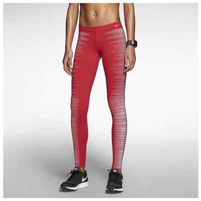 Nike 30758 618292-660 Printed Reflective Tight Tayt 618292-660