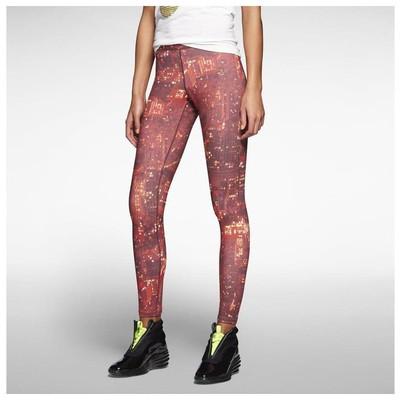 Nike 30798 Ru Cıty Prınt Leggıng 630980-634