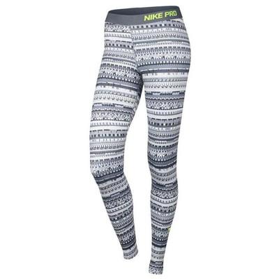 Nike 36531 Pro Warm 8 Bıt Tıght 683717-065