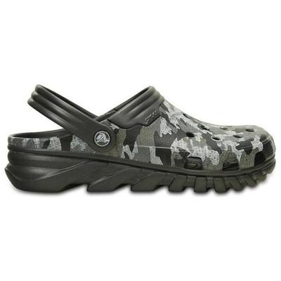 Crocs 52932 P025457-g08 Duet Max Camo Clog Terlik P025457-g08