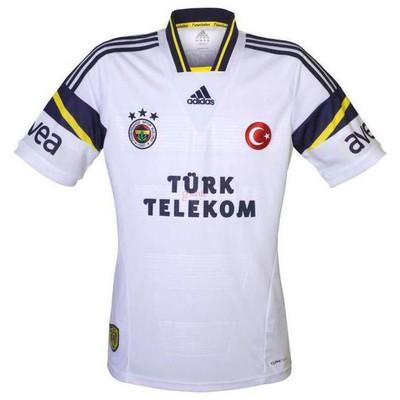 Adidas 28679 D08091 Fenerbahçe Deplasman Maç Formasi Forma D08091