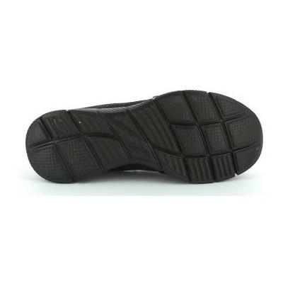 Skechers 12183-BBK Equalizer Kadın Spor Ayakkabısı 12183-BBK