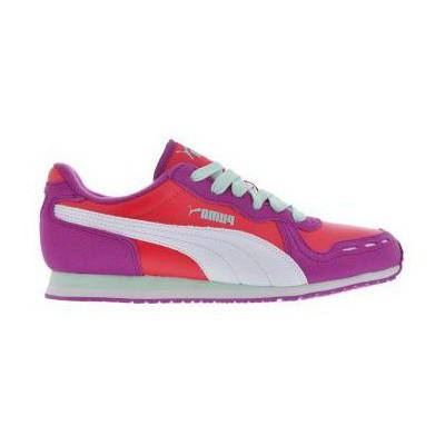 Puma 34937 Cabana Racer Sl Jr Vivid Viola-geranium- 351979-321