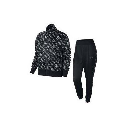 Nike 36315 693186-100 Polyknit Cuffed Ts-aop Eşofman Takımı