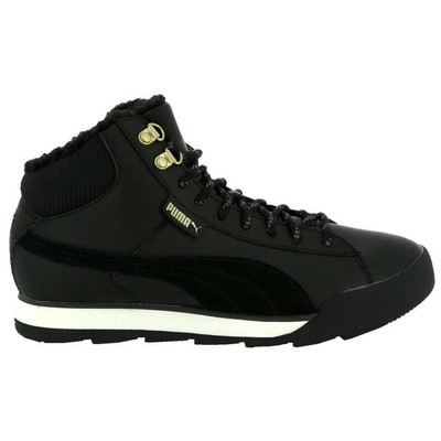 Puma 36392 1948 Mid Rugged Black-black 358768-03