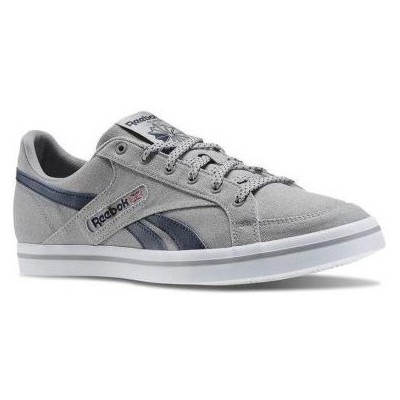 Reebok 36990 Lc Court Vulc Low Tin Grey V68803