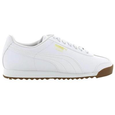 Puma Roma Basic White-White-Gum Erkek Spor Ayakkabı 353572-58