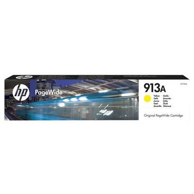 HP F6t79ae (913a) Sarı Pagewide Mürekkep Kartuşu 3000 Sayfa Toner