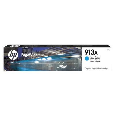 HP F6T77AE 913A Mavi PageWide Kartuşu - 3000 Sayfa