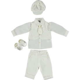 pugi-baby-2004-erkek-bebek-mevlut-takimi-ekru-0-3-ay-56-62-cm