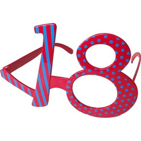 Parti Paketi 18 Yaş Pop Parti Gözlük Parti Gözlüğü
