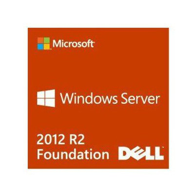 Dell W2k12fnd-rok Ms Server 2012 R2 Foundatıon