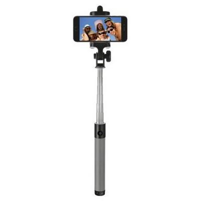 Trust Urban 21035 Katlanılabilir Kablosuz Bluetooth Selfie Çubuğu-Siyah Cep Telefonu Aksesuarı