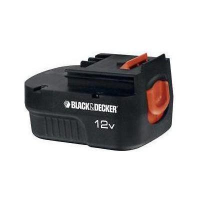 Black & Decker A12e 12 Volt / 1,2 Ah Ni-cad Yedek Akü Makine Aksesuarı