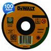 Dewalt Dwa4521fa 100 Adet 115x2,5mm Metal Kesme Diski Düz Yapı & Bahçe & Oto Ürünü
