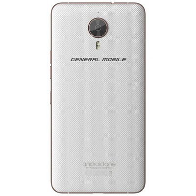General Mobile GM 5 Plus Dual Cep Telefonu - Altın