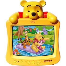 Necotoys Winnie The Pooh 37 Ekran Scart Girişli Televizyon Bebek Odası Aksesuarı