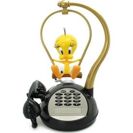 Necotoys Tweety Animasyonlu Telefon Bebek Odası Aksesuarı