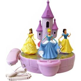 Necotoys Disney Prenses Animasyonlu Telefon Bebek Odası Aksesuarı