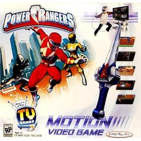 Jakks Pacific Power Rangers Motion Tv Oyunu Erkek Çocuk Oyuncakları