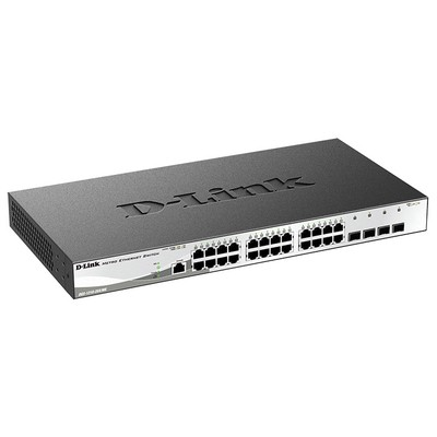 D-link DGS-1210-28X/ME 28-Port Gigabit WebSmart Switch