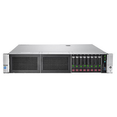 HP 843557-425 Dl380 Gen9 ,e5-2620v4 ,1x16gb ,3x300gb Hot-plug ,8 Sff ,500 W ,rack Sunucu