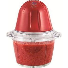 Blue House Bh591 Glasso Kırmızı Cam  Yeni Ürün Doğrayıcı